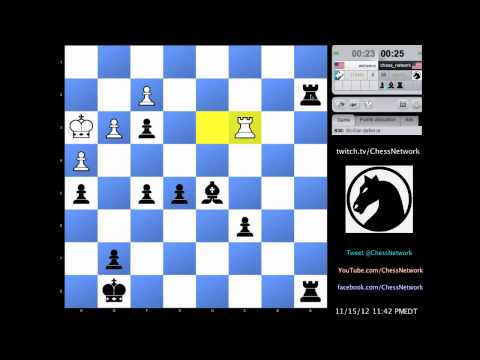 0 - Chess Video | Warzone Kings Chess Tournament [110] - Chess & Mind Games