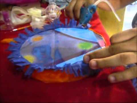 Extrycakes tutorial como hacer base para cupcake paso a - Bases para cupcakes ...