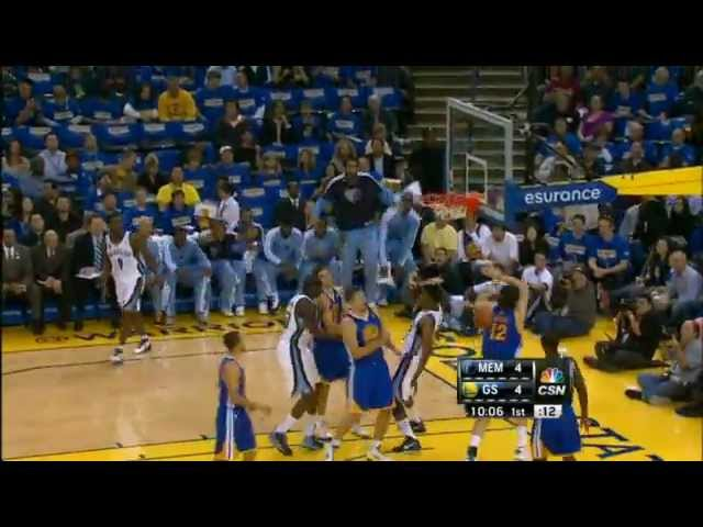 Top 10 Dunks of the Month: November 2012