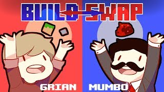 Minecraft BUILD SWAP With Mumbo Jumbo