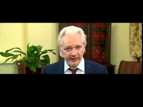 Assange - Wikileaks, Iraq and 2 years in Embassy