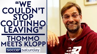 """We tried everything to keep Coutinho"" 