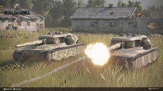 Стрим по World of Tanks.Выполняем лбз на танчик T28 concept  часть 7