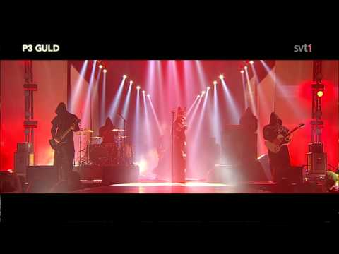 Ghost - Secular Haze - P3 Guld 2013 - HD