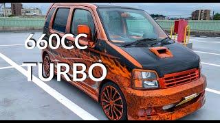 CARRO 660CC  TURBINADO !!!     Suzuki WagonR*Personalizada*