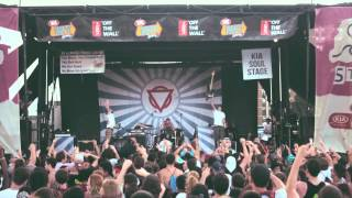 ENTER SHIKARI - Warped Tour 2014. #3 [shows 3 - 6 live montage].
