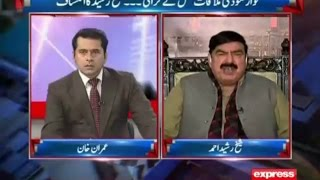 Takrar 6 January 2016 | Sheikh Rasheed Ahmed