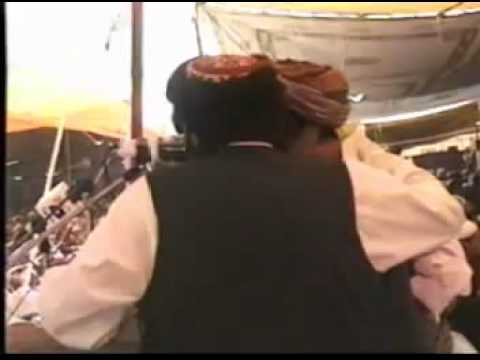 Faqeer Muhammad Derwesh New Best Pashto Naat- Al Jihad Al Jihad video
