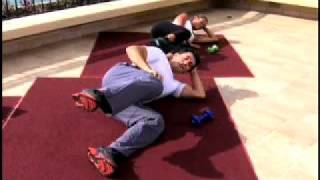 Body Challenge 2008- Gilad Hips and Thighs Workout