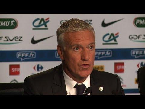 Mondial 2014 - France: liste des 23 sans surprise et sans Nasri