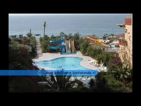 Hotel Holiday Park Alanya in Turkije
