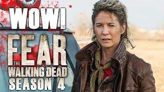 Fear The Walking Dead Season 4 Episode 6 - Just in Case - Video Review!