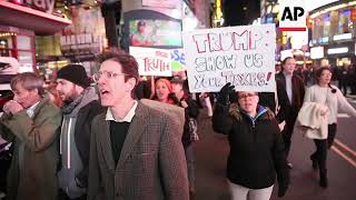 Protesters seek to protect Russia investigation