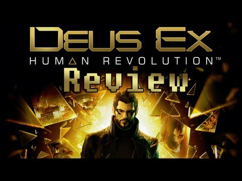 LGR - Deus Ex: Human Revolution Review