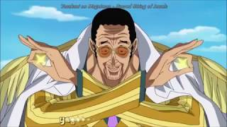 You Say Run V2/Jet Set Run Goes With Everything - Marco vs Kizaru - One Piece Marine Ford