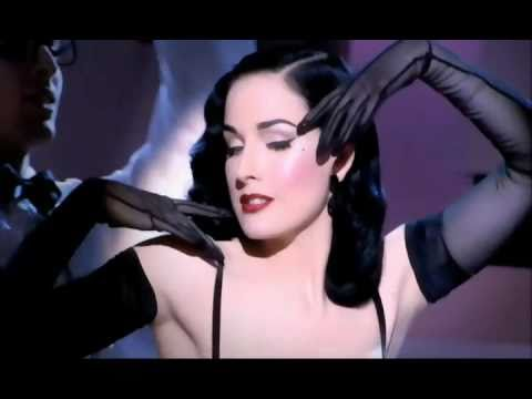 Dita Von Teese for Wonderbra by Ali Mahdavi