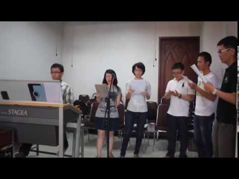 Kasih (L. Putut Pudyantoro) - Wedding Song by Fortissimo Choir