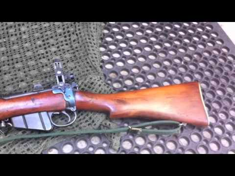 SMLE LEE ENFIELD 303 RANGE REPORT mk1 no3 shooting Free $ ??