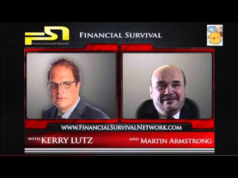 Martin Armstrong Part One--The Debt Of Nations 04.Mar.13