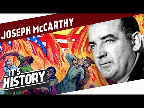 Hunting the Communists! - Joseph McCarthy l THE COLD WAR