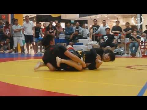 Singapore Grappling Tournament Day 2 (No Gi, Freestyle Wrestling) Highlights Image 1