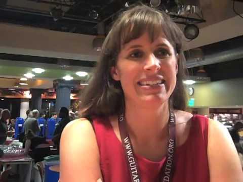 Martha Masters talks to WYGF