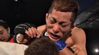 #SHOOTO1215 -7  工藤 諒司(TRIBE TOKYO M.M.A.)vs 久保村 ヨシTERU(飛翔塾コンドル)