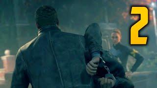 "Quantum Break Gameplay Walkthrough - Part 2 ""RESCUING WILL"" (Let's Play, Playthrough)"