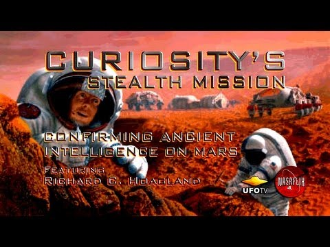 NEW - STEALTH MISSION CURIOSITY: Confirming Ancient Intelligence On Mars - Richard C. Hoagland LIVE