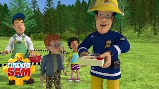 Fireman Sam Official: Barbecue Safety #2