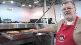 The Dough Doctor Bakes Pizza on an Avantec Oven