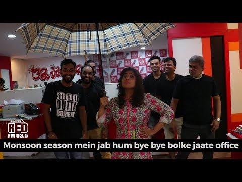 Monsoon Pothole Song 2018   Zingaat Mix   Malishka   Mumbai Khadyaat thumbnail