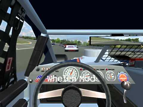 Nascar Racing 2003 Four Mods