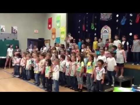 """Chesterbrook Academy West Chester:  """"Dynamite"""" - 05/18/2012"""