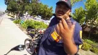 Stolen Dirt Bike Recoveries & Suspected Dirt Bike Thief in Crash!