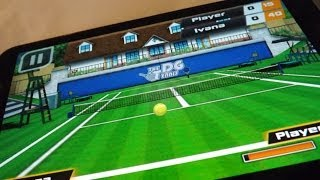 Tennis Pro 3D for BlackBerry 10