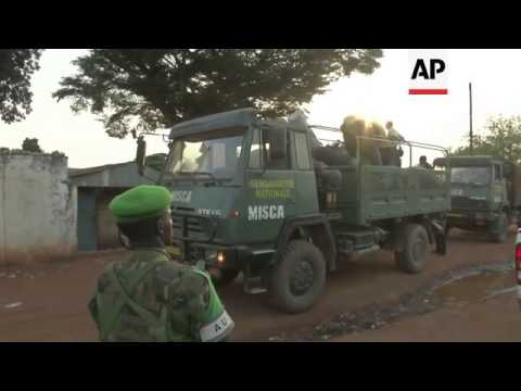 Grenade attack forces Muslims to flee their home in besiged neighbourhood