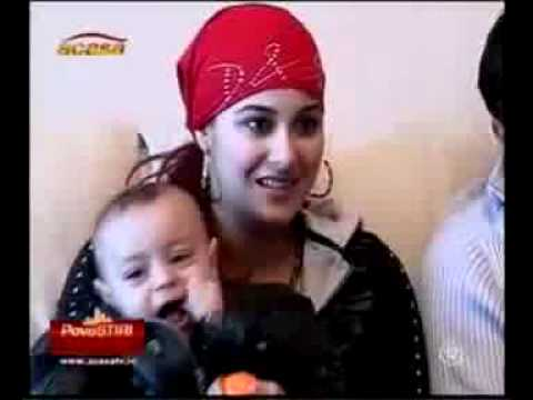 Sotia lui Florin Salam  la Povestiri adevarate Acasa TV partea a 2 a