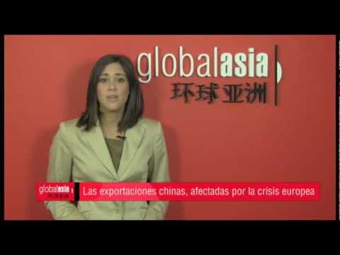 Informativos Global Asia TV 10/10/2011