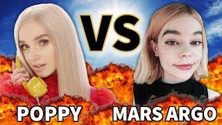 POPPY VS MARS ARGO | VERSUS | BeforeThey Were Famous