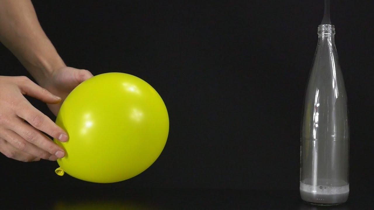 Праздничный лайфхак: как заставить шарик летать без гелия