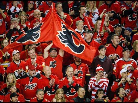 2014/15 Calgary Flames Are A Team Of Destiny