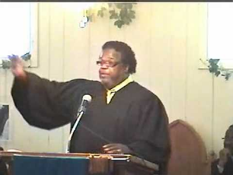 "PASTOR RICKY TAYLOR'S SERMON-""WHY LIE WHEN YOU CAN JUST TELL THE TRUTH?"""