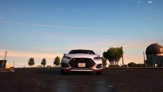 GTA 5 - Hyundai Veloster N 2018 Lap