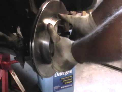 1998 Pontiac Sunfire / Cavalier Wheel Hub Bearing Assembly Repair