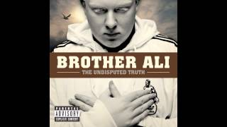 Watch Brother Ali Truth Is video