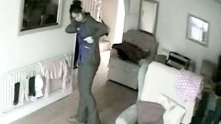 CCTV කැමරාවේ සටහන්වුනු හොල්මනක් මෙන්න..!! Cctv Camera Caught Ghost