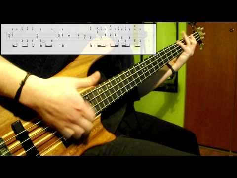Seinfeld Theme (Bass Cover) (Play Along Tabs In Video)