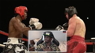 MY POST FIGHT THOUGHTS: KSI vs WELLER