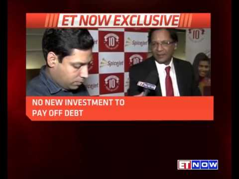 Ajay Singh: Surprised By Spicejet's Performance | EXCLUSIVE